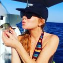 Lindsay Lohan Is Kicking Back Amid The Pregnancy Speculation