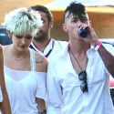 Paris Jackson Parties With Her Boyfriend In Malibu For The Fourth Of July