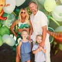 Jessica Simpson Shows Off Her Curves And Her Kids At Son Ace's Birthday Bash