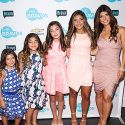 Teresa Giudice Hits The Red Carpet With Her Daughters While Husband Joe Serves His Time In The Slammer