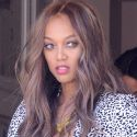 Ageless Beauty Tyra Banks Struts Her Stuff At Beauty Con Event