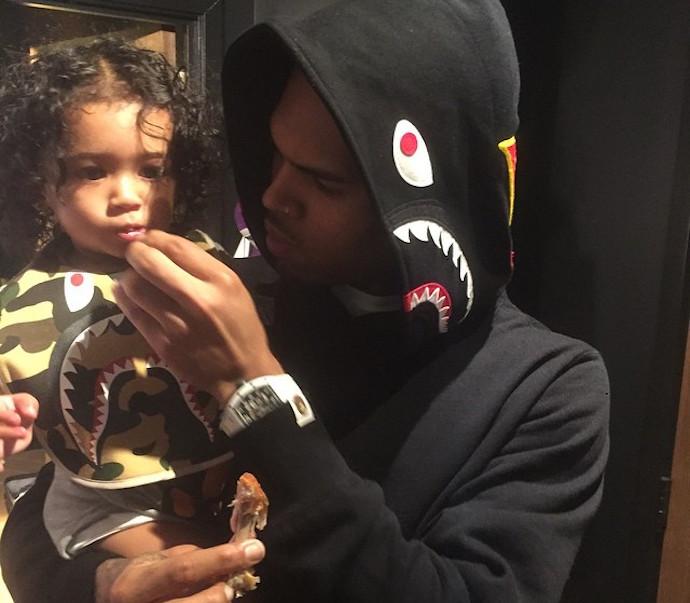 Chris Brown Gets Big Win in Custody Battle Regarding His Daughter Royalty