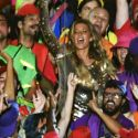 Gisele Bundchen Steals The Show At The Opening Ceremony Of The Summer Olympics In Rio