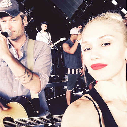 Report: Blake Shelton On The Verge Of Popping The Question To Gwen Stefani  - X17 Online - X17 Online