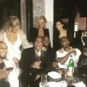 Kim and Kanye Party With Beyonce And Jay Z After The VMAs