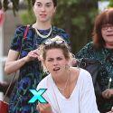 Kristen Stewart Pretends She's A Badass With Cara Delevigne's Girlfriend, St. Vincent