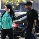 Tyga Gets Kylie Jenner A $200,000 Maybach For Her 19th Birthday