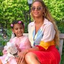 Beyonce Spends Her 35th Birthday With Puppies, Michelle Obama And Bill Clinton
