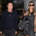 Heidi Klum And Her Boy Toy Vito Schnabel Jet Out Of Los Angeles In Style