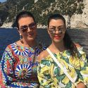 Kris Jenner And Kourtney Kardashian Are Living The Good Life In Capri