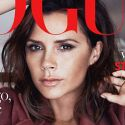 "Victoria Beckham Dishes On ""Love At First Sight"" With David Beckham"