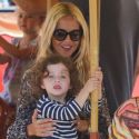Rachel Zoe, Brandon Jenner, James Corden And More Enjoy The Malibu Fair With Their Families