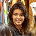 Kendall Jenner Is Smiley Then Sad At Store Opening After Testifying Against Alleged Stalker