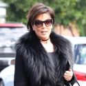 Kris Jenner Flashes A Smile When Asked How Kim Kardashian Is Holding Up