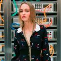 Lily Rose Depp, Frances Bean And Courtney Love Go Glam For Chanel Show In Paris