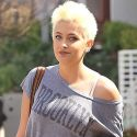 Paris Jackson Returns Home To Neverland