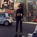 Bella Hadid Slammed For Being Too Skinny In Nike Campaign