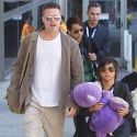 Report: Flight Audio Reveals That Brad Pitt Did Not Have A Physical Altercation With Son