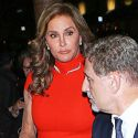 Caitlyn Jenner Is Red Hot At The <em>Glamour</em> Women Of The Year Awards