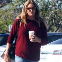 Caitlyn Jenner Shows Her Republican Pride In Red