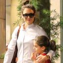 Katie Holmes Seeks Comfort From Suri After Jamie Foxx Split