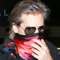 Val Kilmer Denies Michael Douglas' Claim He Has Throat Cancer