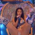 "Nicki Minaj Grabs Her Crotch During AMAs ""Side-to-Side"" Performance With Ariana Grande"