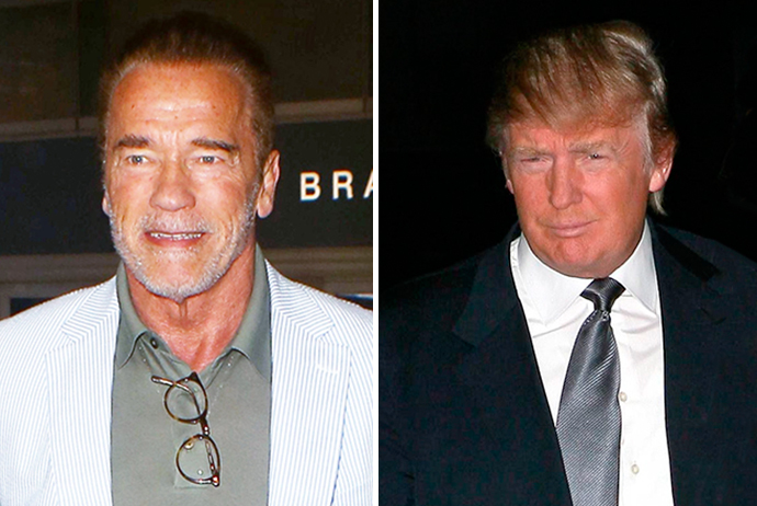 You're Not Fired: Trump Will Remain Executive Producer on 'New Celebrity Apprentice'