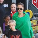 Report: Brad Pitt Got To See His Kids Over Christmas