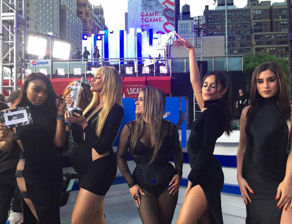 Fifth Harmony Dukes It Out With Camila Cabello On Social Media Post Split