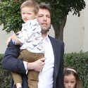 "Ben Affleck Gushes Over Jennifer Garner, Says She's The ""Greatest Mom In The World"""