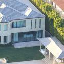 Kanye West And Kim Kardashian Keep Quiet At Bel Air Mansion After His Return