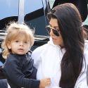 Kourtney Kardashian's Son Reign Looks Like Penelope's Twin!