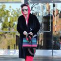Kris Jenner Goes Shopping In A Onesie With Mom Mary-Jo