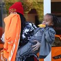 "<em><span class=""exclusive"">EXCLUSIVE PHOTOS</span></em> - Kylie And Tyga Take King Cairo Car Shopping ... For An Orange Lambo"