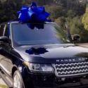 Blac Chyna Buys Rob Kardashian A Range Rover Just 'Cause