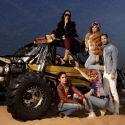 Kim Kardashian Hits The Desert In Dubai
