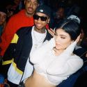 Kylie Jenner's New Thing Is To Wear Just A Bra