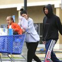 "<em><span class=""exclusive"">EXCLUSIVE PHOTOS</span></em> - Kylie And Tyga Take King Cairo Toy Shopping"