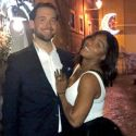 Serena Williams Shows Off Her Engagement Ring With Fiance Alexis Ohanian