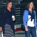 "<em><span class=""exclusive"">EXCLUSIVE PHOTOS</span></em> - Caitlyn Jenner Finally Goes On A Date!"