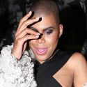 Catch Draws An Eclectic Pre-Oscar Crowd ... And EJ Johnson Appears To Be Wearing A Duct Tape Top