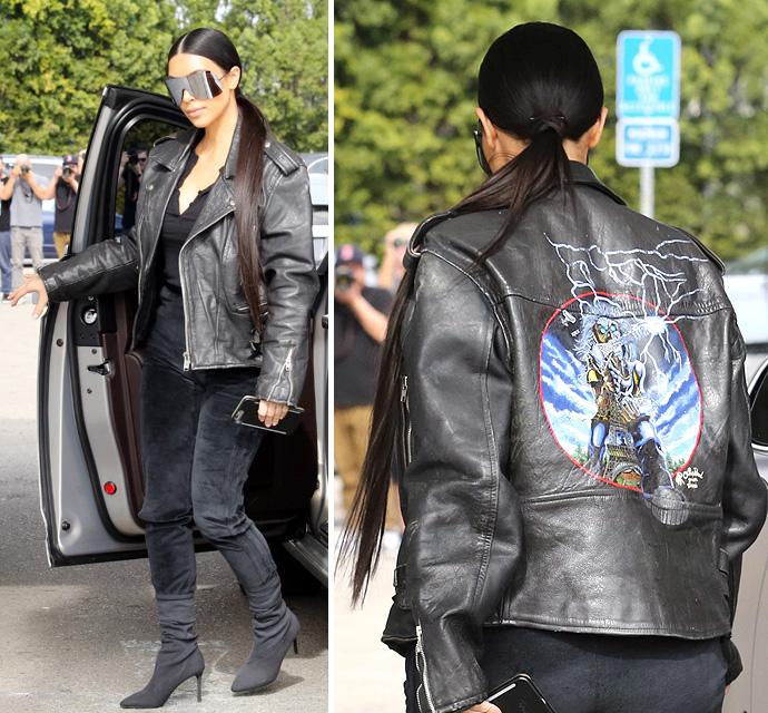 Kardashian Kopycat! Blac Chyna Debuts Kris Jenner Pixie 'Do