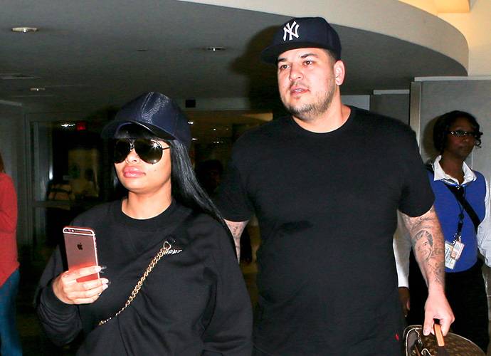 Blac Chyna and Rob Kardashian Broke Up Again