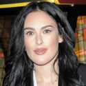 Rumer Willis Shows Off A Puffier Pout