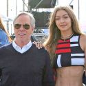 Gigi Hadid Struts Her Stuff In Venice For Debut Of Spring Line With Tommy Hilfiger