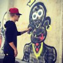 Justin Bieber Faces Arrest In Brazil For 2013 Graffiti Incident