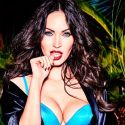 Megan Fox Strips Down To Lingerie To Launch Her New Collection With Fredrick's Of Hollywood