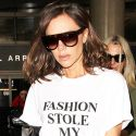 Victoria Beckham Explains Why She Never Smiles ...