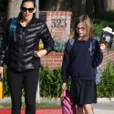 No Family Pick-Ups Anymore? Jen Garner Gets The Kids Without Ben Affleck Following Reports He's Been Texting The Nanny Again